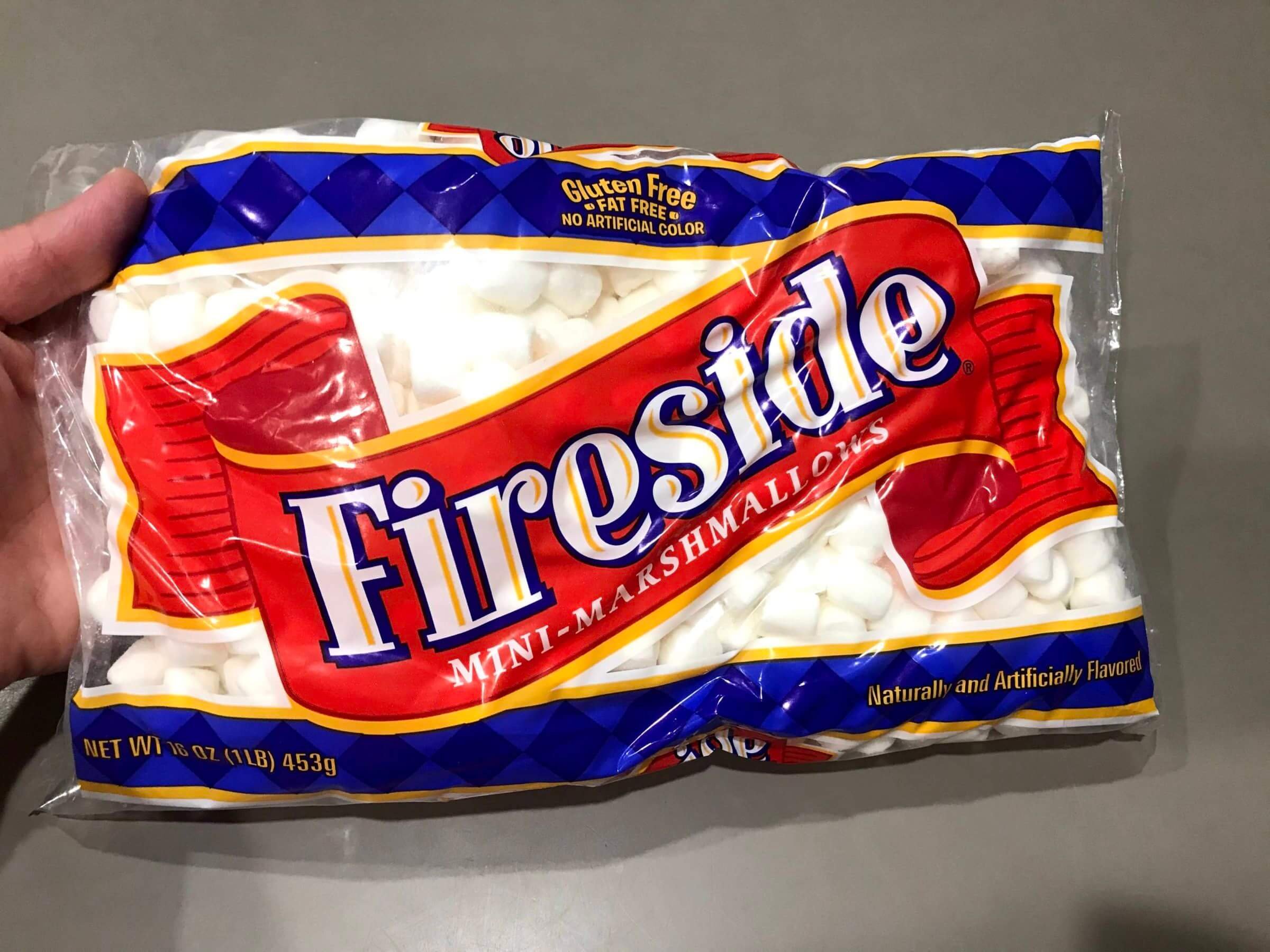 Product Photo of Fireside Marshmallows