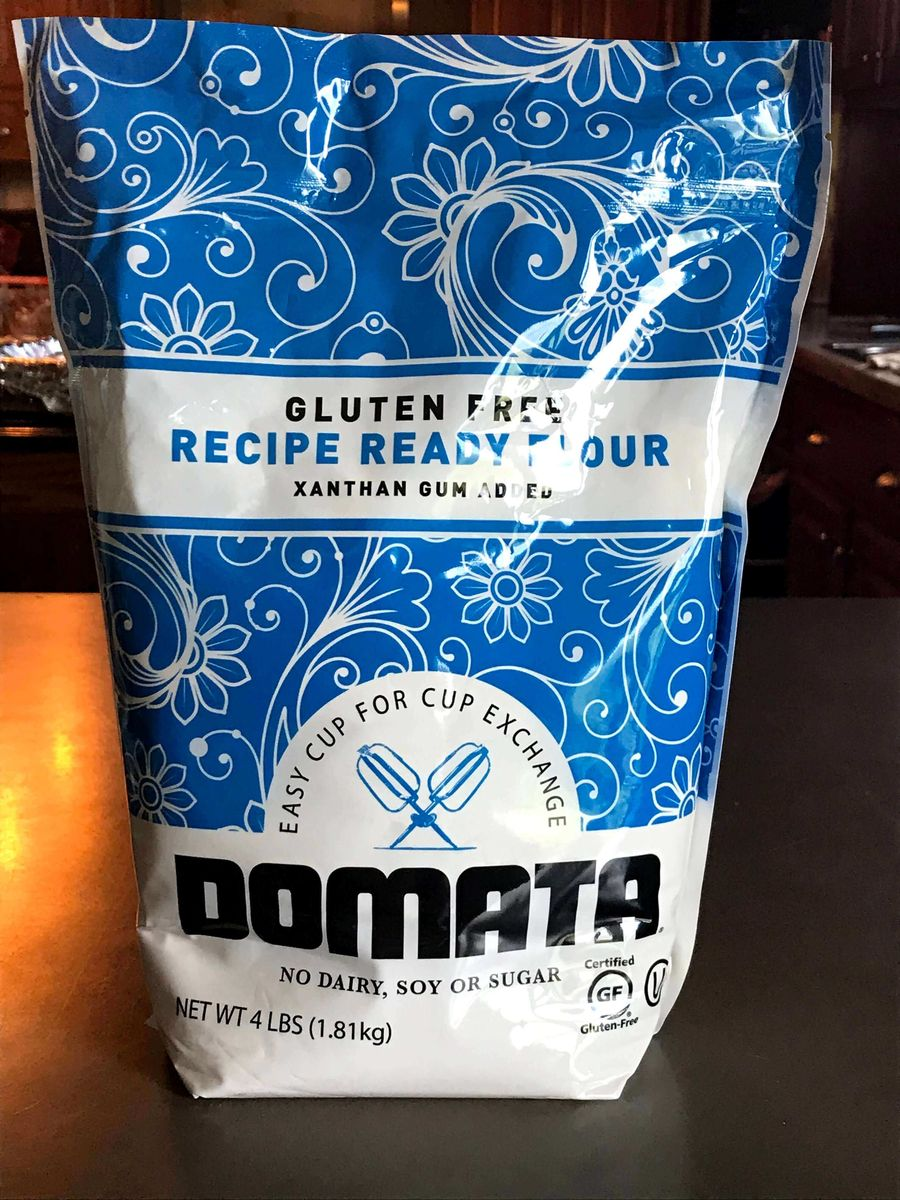 Product Photo of Domata Certified Gluten Free Flour