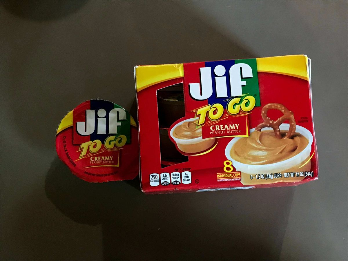 Product Photo of Jif To Go Peanut Butter Cups