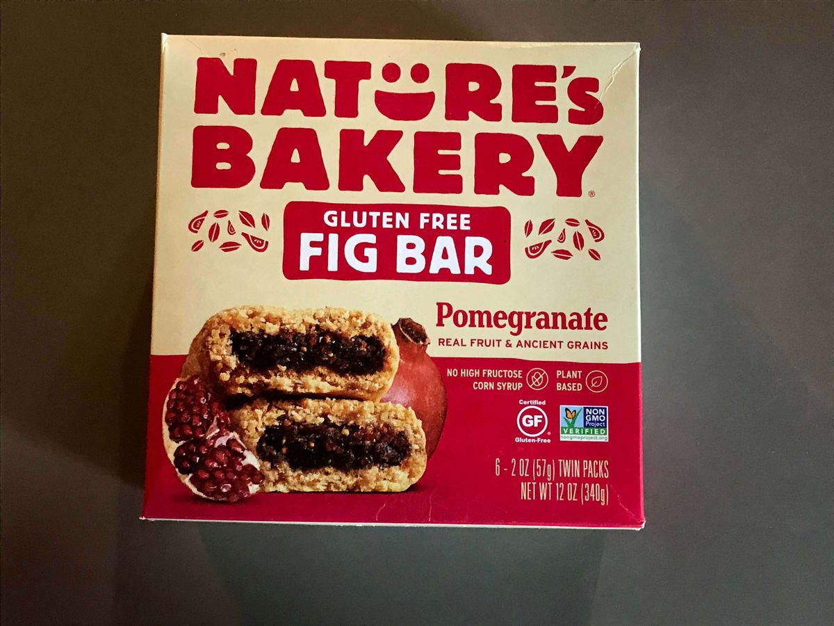 Product Photo of Nature's Bakery Fig Bars