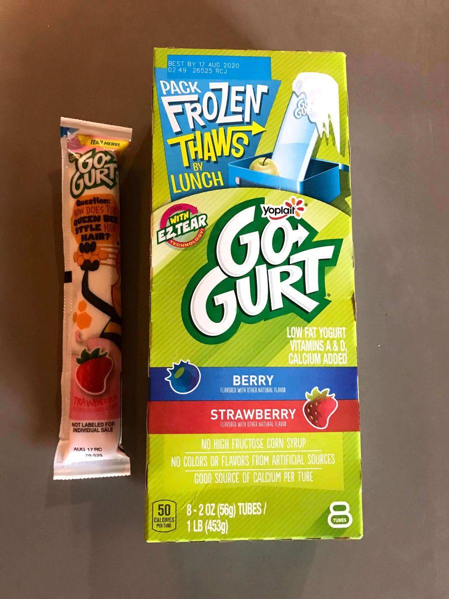Product Photo of Yoplait Go-Gurt