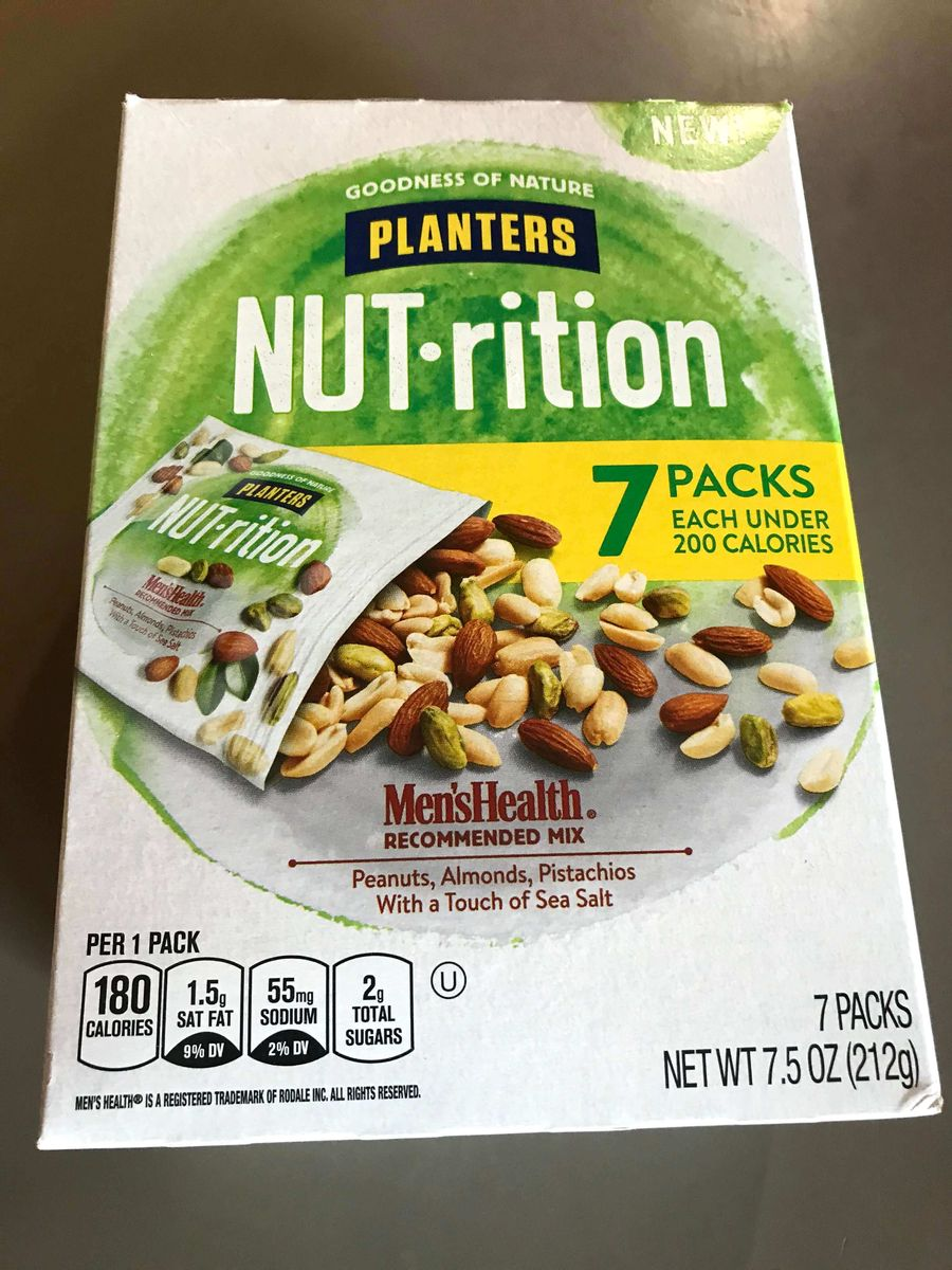 Product Photo of Planters NUTrition Nut Mixes