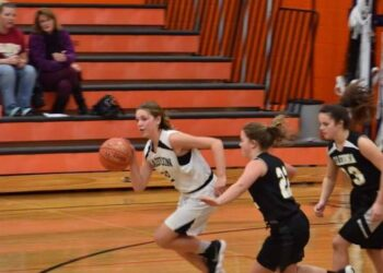 Area Girls Basketball Game